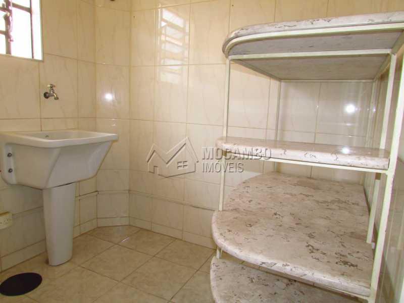 área de serviço - Apartamento 2 quartos à venda Itatiba,SP - R$ 202.000 - FCAP20420 - 16