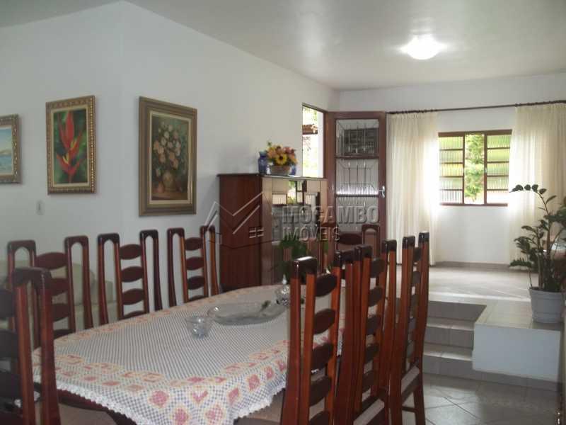 sala jantar - Casa À Venda no Condomínio Capela do Barreiro - Capela do Barreiro - Itatiba - SP - FCCN30199 - 5