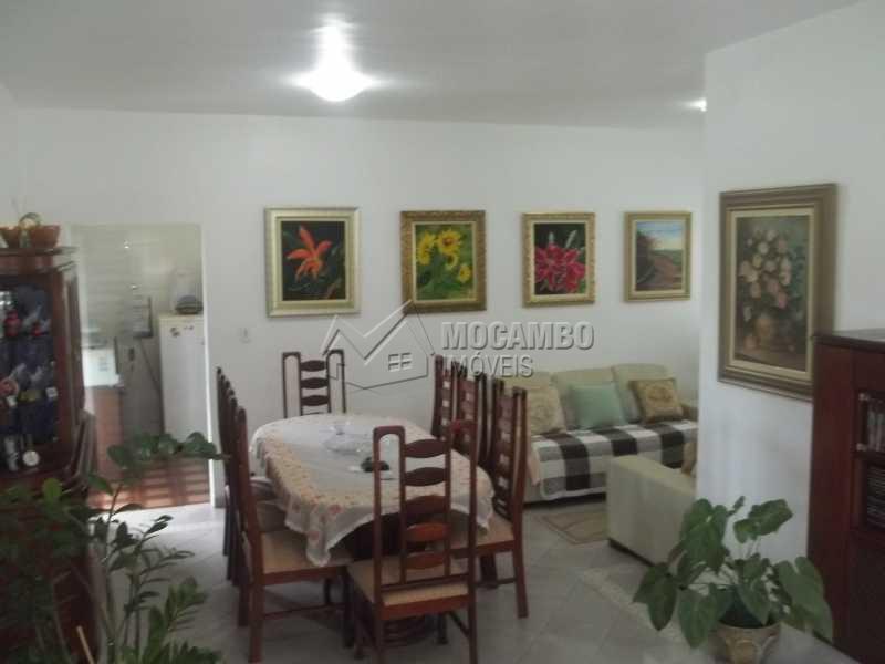 sala jantar - Casa À Venda no Condomínio Capela do Barreiro - Capela do Barreiro - Itatiba - SP - FCCN30199 - 8