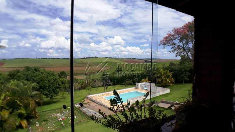 Linda Vista Panoramica  - Casa À Venda no Condomínio Capela do Barreiro - Capela do Barreiro - Itatiba - SP - FCCN30199 - 1