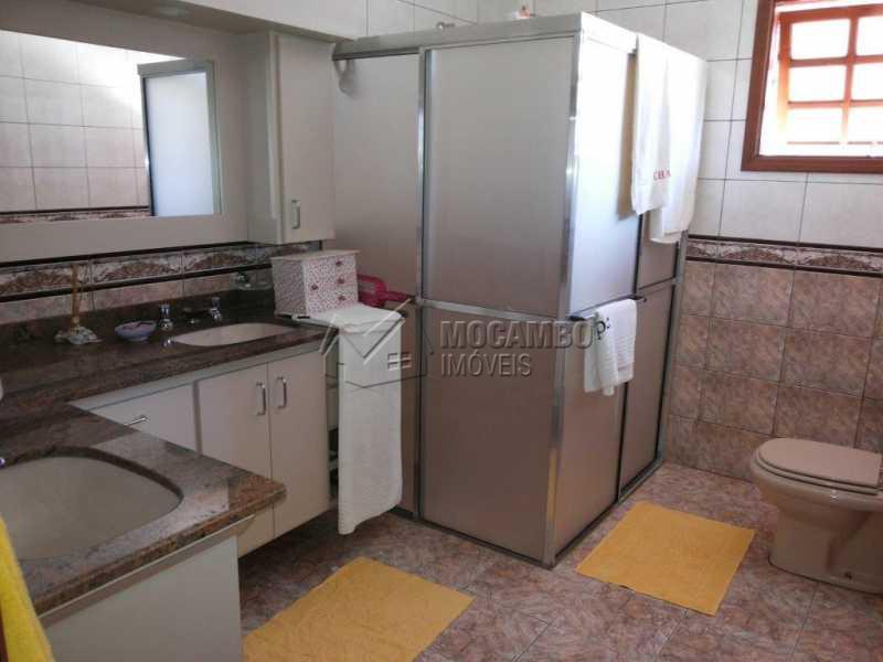 Banheiro - Casa em Condominio À Venda - Itatiba - SP - Ville Chamonix - FCCN30204 - 11