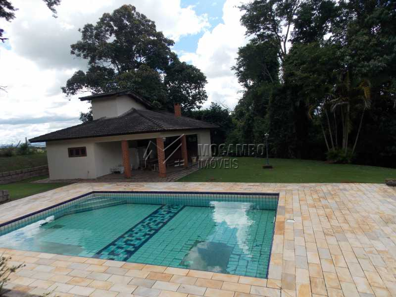 piscina - Casa em Condomínio Itaembú, Rodovia Alkindar Monteiro Junqueira,Itatiba, Bairro Sítio da Moenda, SP À Venda, 4 Quartos, 530m² - FCCN40067 - 1