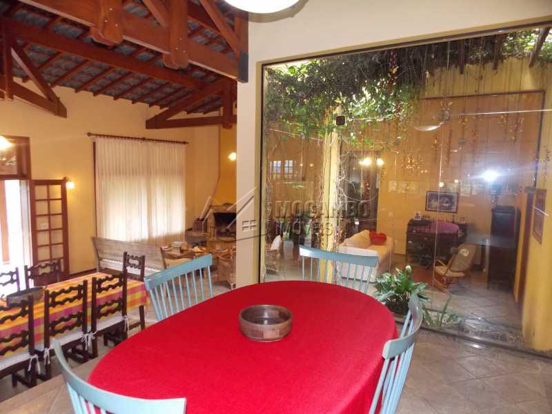 copa - Casa em Condominio À Venda - Itatiba - SP - Sítio da Moenda - FCCN40067 - 8