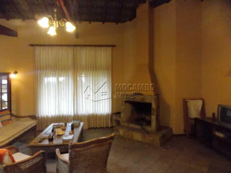 lareira - Casa em Condominio À Venda - Itatiba - SP - Sítio da Moenda - FCCN40067 - 14