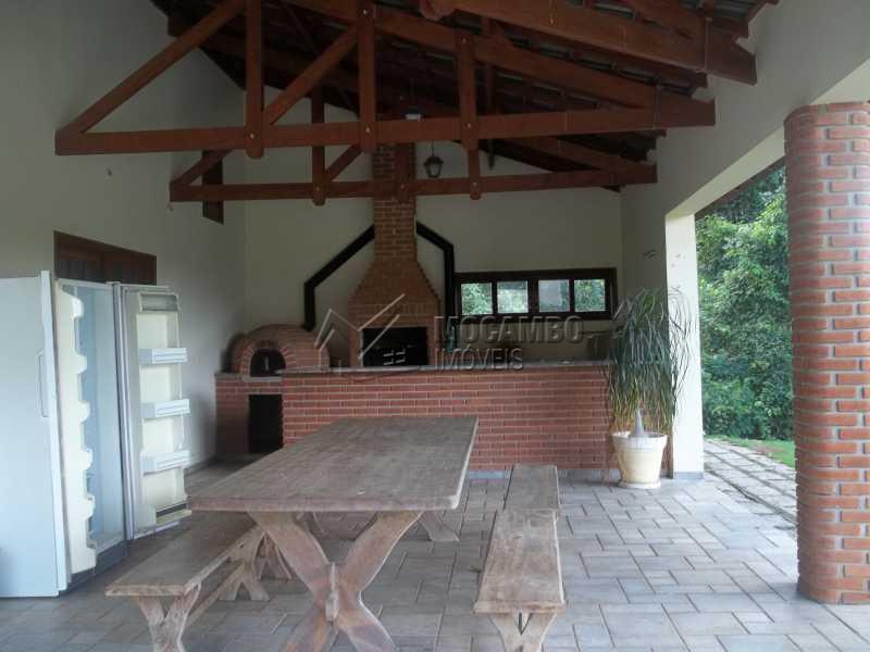 parea gourmet com sauna - Casa em Condomínio Itaembú, Rodovia Alkindar Monteiro Junqueira,Itatiba, Bairro Sítio da Moenda, SP À Venda, 4 Quartos, 530m² - FCCN40067 - 25