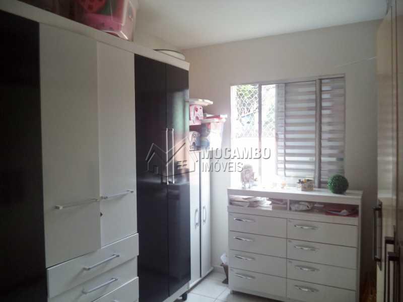 Dormitório - Apartamento 3 quartos à venda Itatiba,SP - R$ 240.000 - FCAP30345 - 10