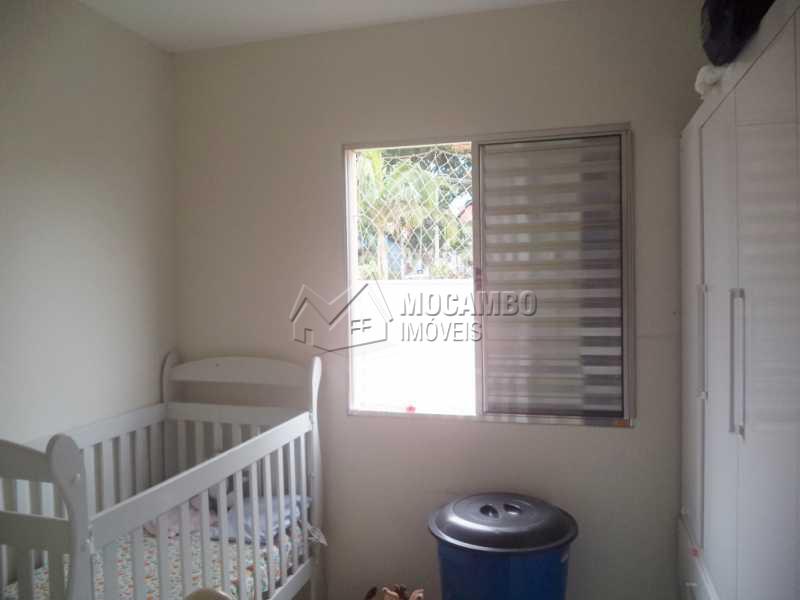 Dormitório - Apartamento 3 quartos à venda Itatiba,SP - R$ 240.000 - FCAP30345 - 14