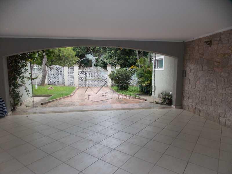Garagem - Casa em Condomínio 4 quartos à venda Itatiba,SP - R$ 1.500.000 - FCCN40068 - 16