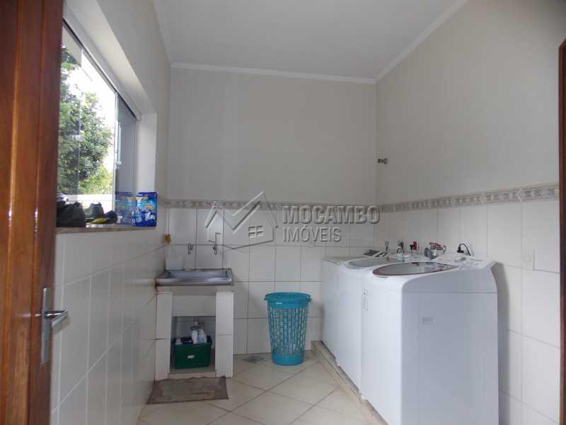 Lavanderia - Casa em Condomínio 4 quartos à venda Itatiba,SP - R$ 1.500.000 - FCCN40068 - 11