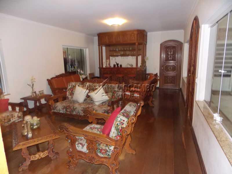 Sala 2 Ambientes - Casa em Condomínio 4 quartos à venda Itatiba,SP - R$ 1.500.000 - FCCN40068 - 8
