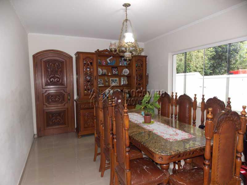 Sala de Jantar - Casa em Condomínio 4 quartos à venda Itatiba,SP - R$ 1.500.000 - FCCN40068 - 10