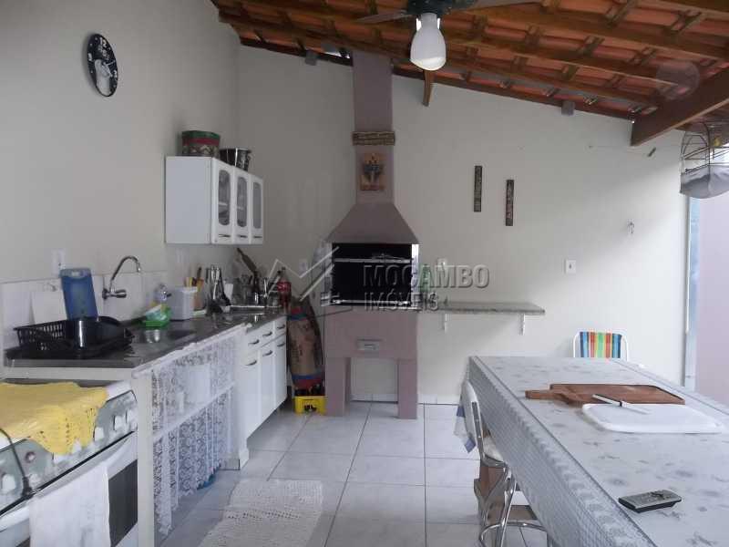 churrasqueira - Casa 4 quartos à venda Itatiba,SP - R$ 380.000 - FCCA40094 - 1