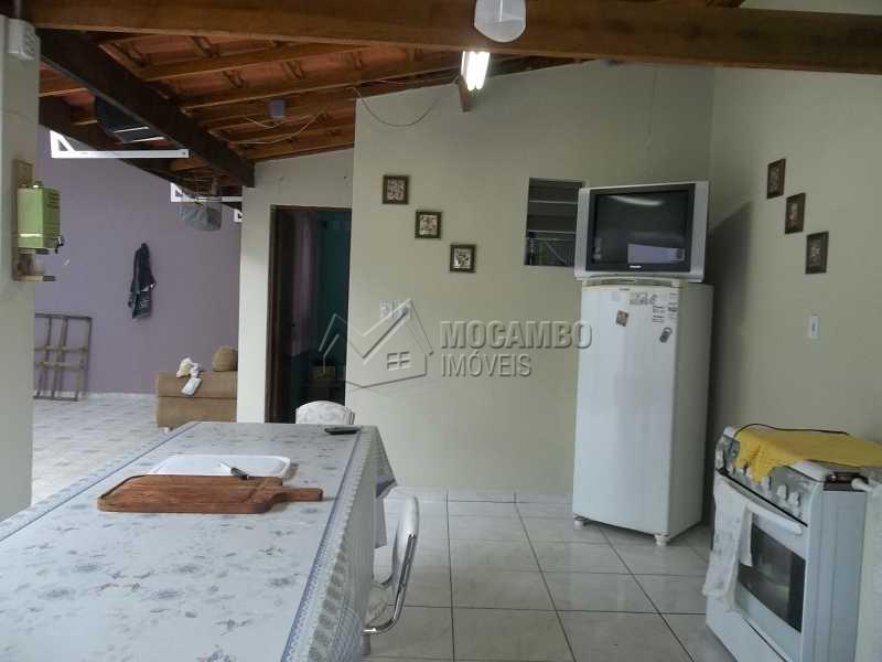 área gourmet/dormitório edíc. - Casa 4 quartos à venda Itatiba,SP - R$ 380.000 - FCCA40094 - 11