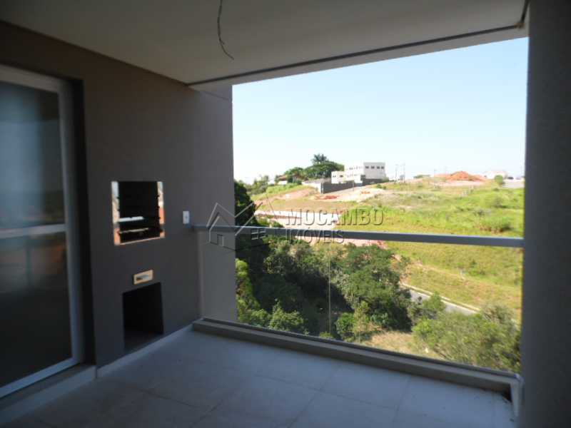 varanda - Apartamento 2 quartos para venda e aluguel Itatiba,SP - R$ 1.200 - FCAP20434 - 8