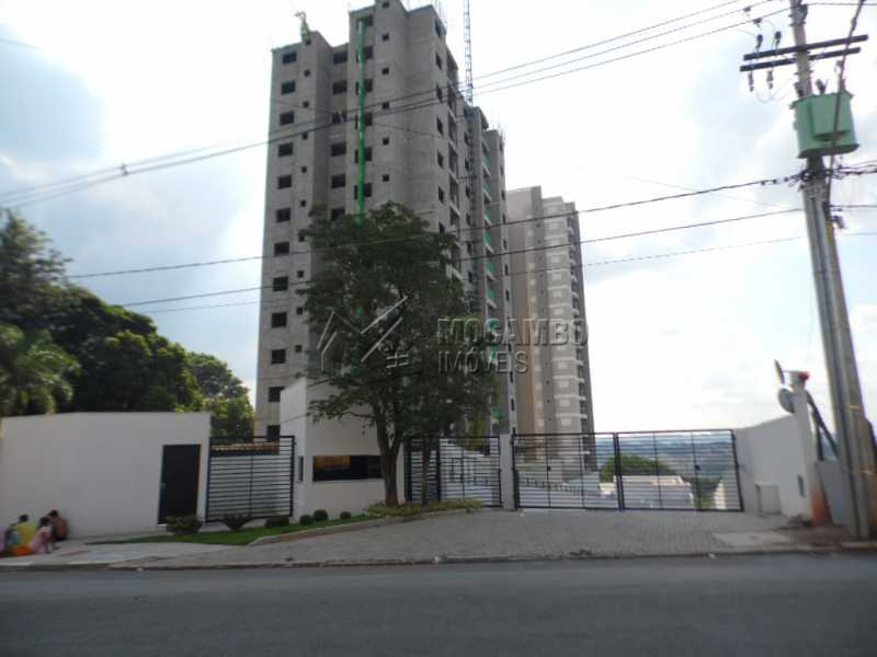 vista da portaria - Apartamento 2 quartos para venda e aluguel Itatiba,SP - R$ 1.200 - FCAP20434 - 22