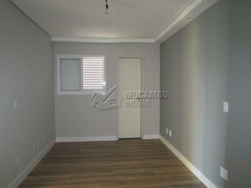 Suíte  - Apartamento À Venda no Condomínio Edifício Bella Morada - Loteamento Santo Antônio - Itatiba - SP - FCAP20436 - 6