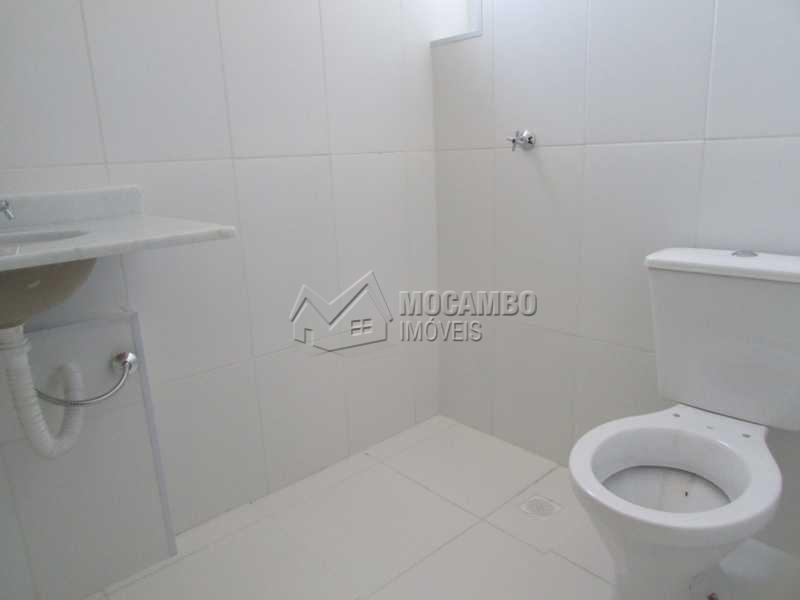 Banheiro Suíte  - Apartamento À Venda no Condomínio Edifício Bella Morada - Loteamento Santo Antônio - Itatiba - SP - FCAP20436 - 7