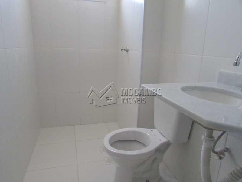 Banheiro Social  - Apartamento À Venda no Condomínio Edifício Bella Morada - Loteamento Santo Antônio - Itatiba - SP - FCAP20436 - 8