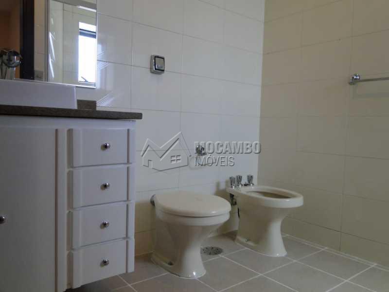 Banheiro Suíte - Apartamento 3 quartos para alugar Itatiba,SP - R$ 2.500 - FCAP30351 - 10