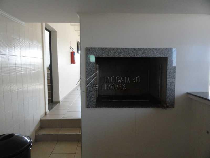 Churrasqueira - Apartamento 3 quartos para alugar Itatiba,SP - R$ 2.500 - FCAP30351 - 16