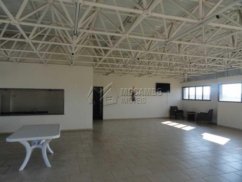 Salão de festa  - Apartamento 3 quartos para alugar Itatiba,SP - R$ 2.500 - FCAP30351 - 20