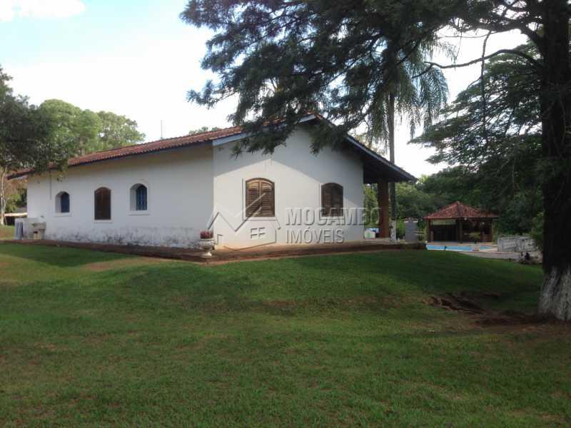 Casa Principal - Sítio 24000m² à venda Itatiba,SP - R$ 1.400.000 - FCSI60001 - 21