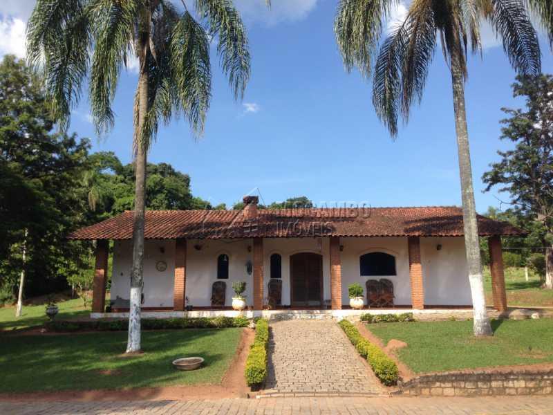 Casa Principal  - Sítio 24000m² à venda Itatiba,SP - R$ 1.400.000 - FCSI60001 - 6