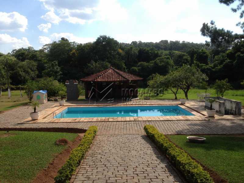 Área de Lazer/Churrasqueira - Sítio 24000m² à venda Itatiba,SP - R$ 1.400.000 - FCSI60001 - 5