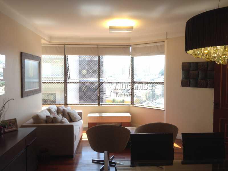 Sala - Apartamento 3 quartos à venda Itatiba,SP - R$ 447.000 - FCAP30352 - 5