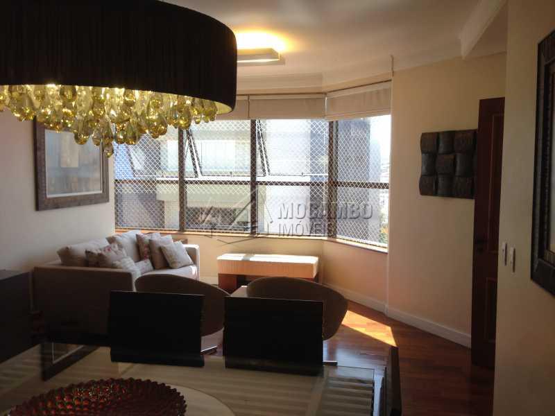 Sala - Apartamento 3 quartos à venda Itatiba,SP - R$ 447.000 - FCAP30352 - 1