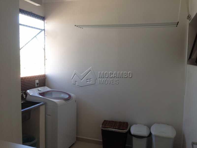 Área de Serviço - Apartamento 3 quartos à venda Itatiba,SP - R$ 447.000 - FCAP30352 - 10