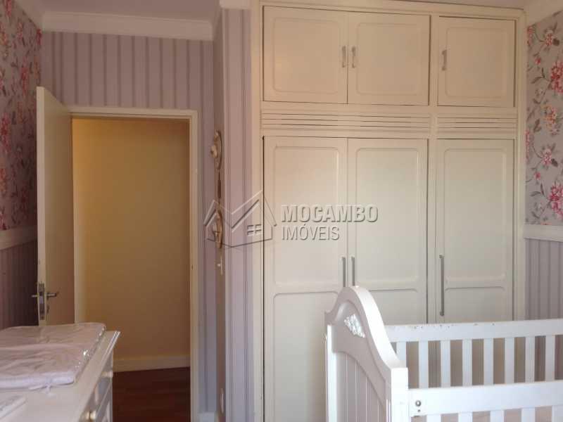 Dormitório com A/C - Apartamento 3 quartos à venda Itatiba,SP - R$ 447.000 - FCAP30352 - 17