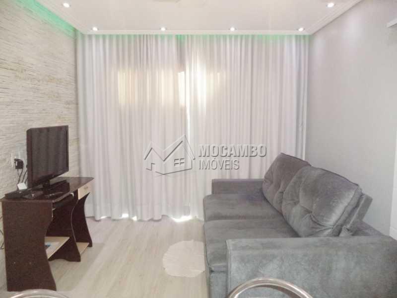 Sala - Apartamento 3 quartos à venda Itatiba,SP - R$ 250.000 - FCAP30353 - 3