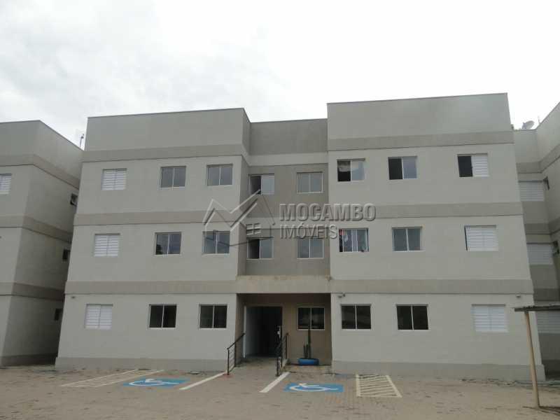 Fachada - Apartamento 2 Quartos À Venda Itatiba,SP - R$ 190.000 - FCAP20443 - 12