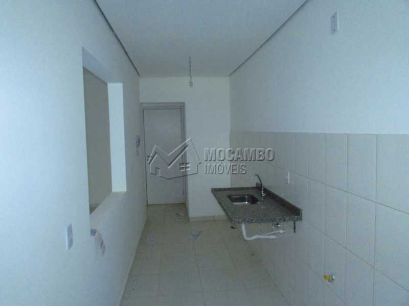 Cozinha - Apartamento 2 quartos à venda Itatiba,SP - R$ 190.000 - FCAP20443 - 7