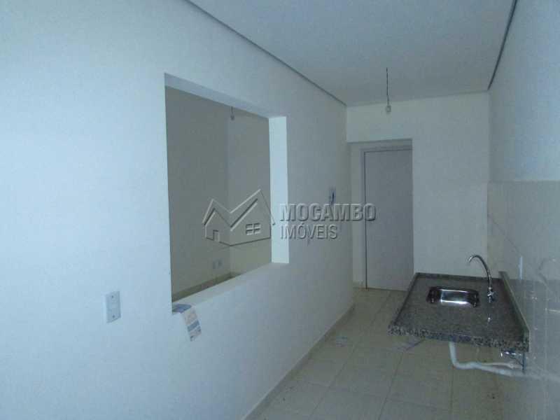 Cozinha - Apartamento 2 quartos à venda Itatiba,SP - R$ 190.000 - FCAP20443 - 6