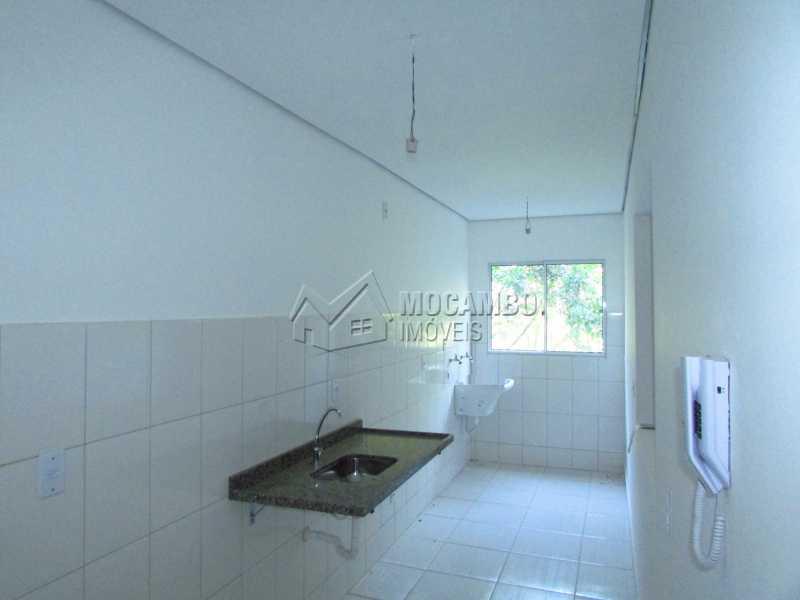 Cozinha - Apartamento 2 quartos à venda Itatiba,SP - R$ 190.000 - FCAP20443 - 5