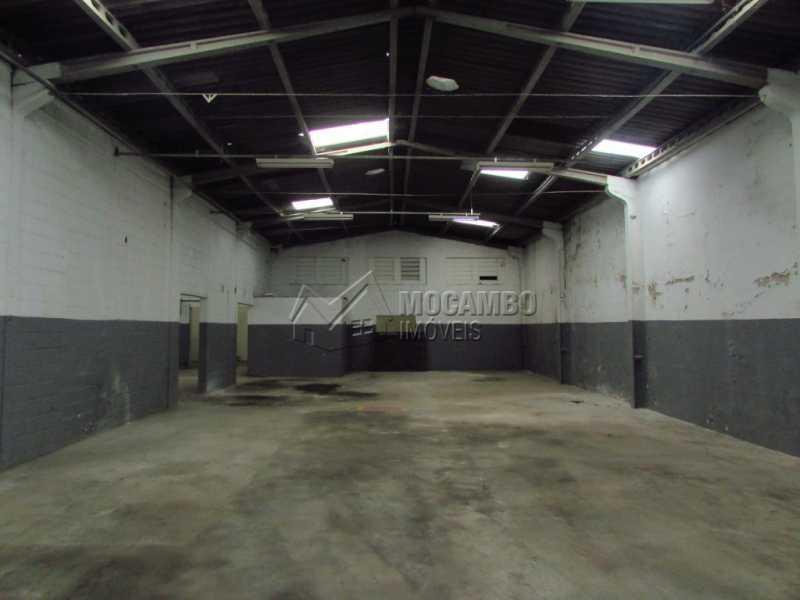 Salão Principal  - Galpão Para Alugar - Itatiba - SP - Jardim da Luz - FCGA00107 - 4
