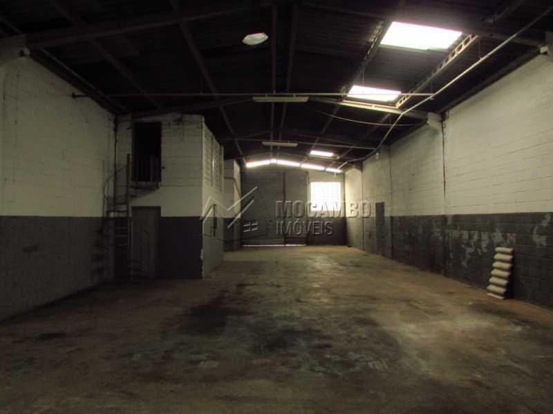 Salão Principal  - Galpão Para Alugar - Itatiba - SP - Jardim da Luz - FCGA00107 - 5