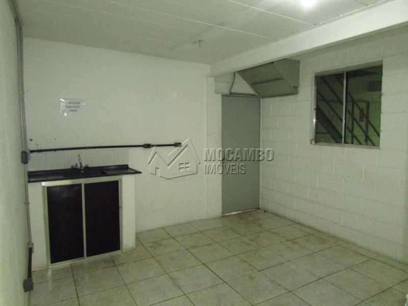 Cozinha  - Galpão Para Alugar - Itatiba - SP - Jardim da Luz - FCGA00107 - 21