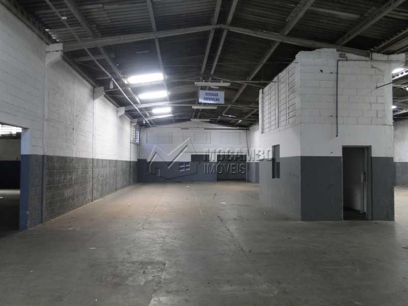 Área Interna - Galpão 311m² para alugar Itatiba,SP - R$ 3.500 - FCGA00108 - 3
