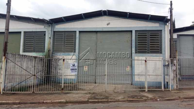 Fachada - Galpão 311m² para alugar Itatiba,SP - R$ 3.500 - FCGA00108 - 1