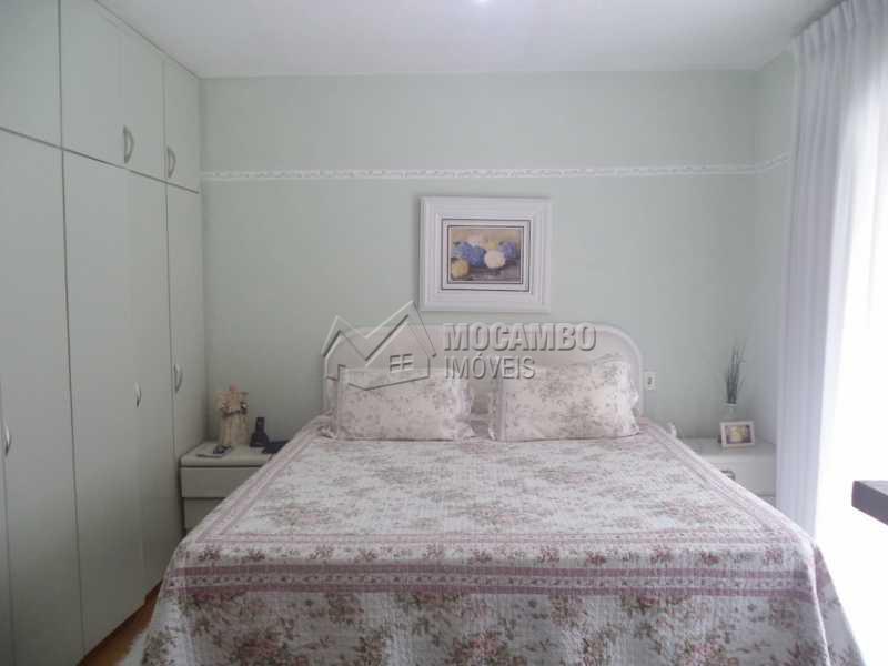 Suíte - Casa em Condomínio 4 quartos à venda Itatiba,SP - R$ 1.280.000 - FCCN40071 - 7