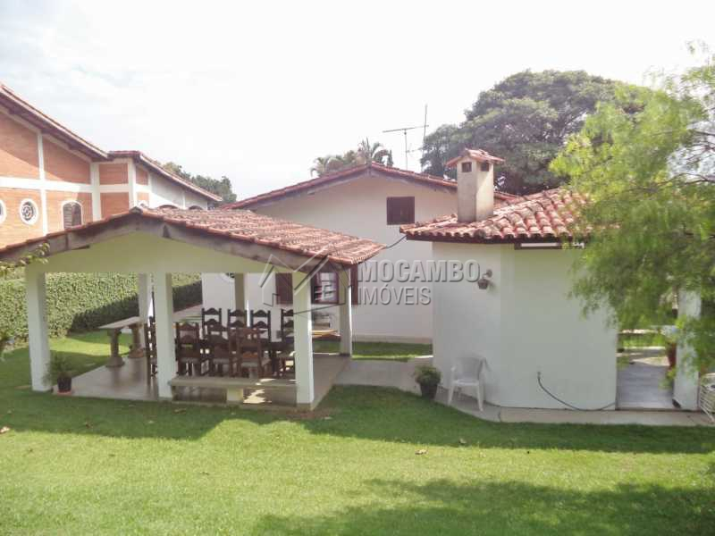 Area Gourmet - Casa em Condomínio 4 quartos à venda Itatiba,SP - R$ 1.280.000 - FCCN40071 - 21