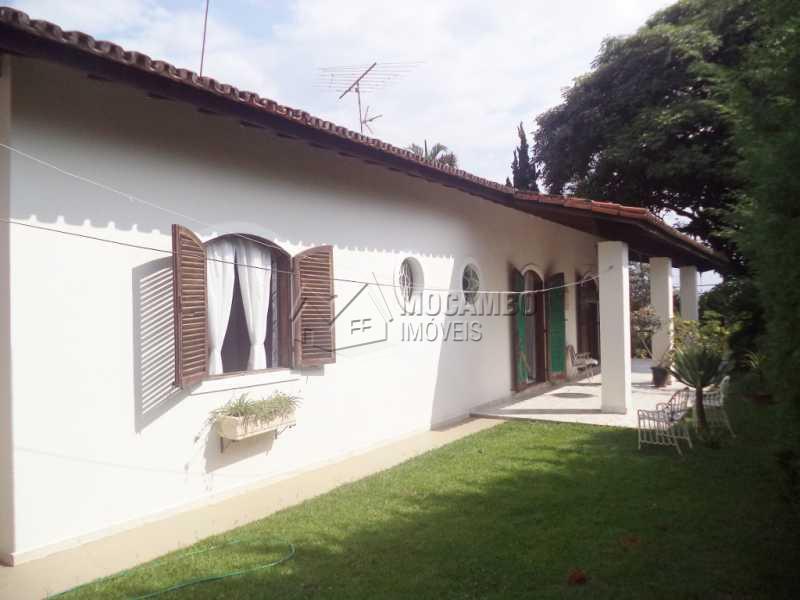 Lateral - Casa em Condomínio 4 quartos à venda Itatiba,SP - R$ 1.280.000 - FCCN40071 - 25