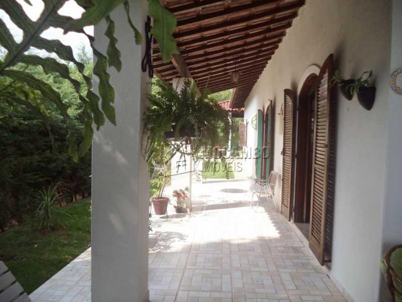 Frente - Casa em Condomínio 4 quartos à venda Itatiba,SP - R$ 1.280.000 - FCCN40071 - 28