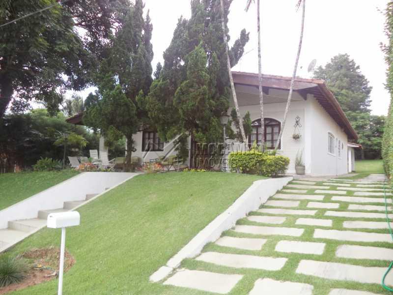 Fachada - Casa em Condomínio 4 quartos à venda Itatiba,SP - R$ 1.280.000 - FCCN40071 - 31