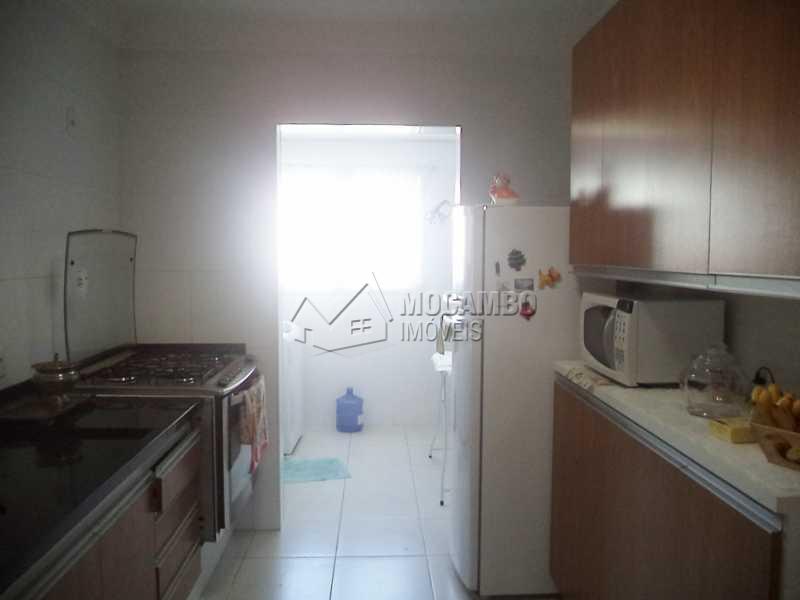 Cozinha Planejada - Apartamento Condomínio Edifício Raritá, Itatiba, Centro,Vila Santa Cruz, SP À Venda, 3 Quartos, 120m² - FCAP30355 - 8