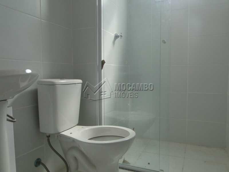 Banheiro Social - Apartamento 2 quartos à venda Itatiba,SP - R$ 210.000 - FCAP20459 - 9