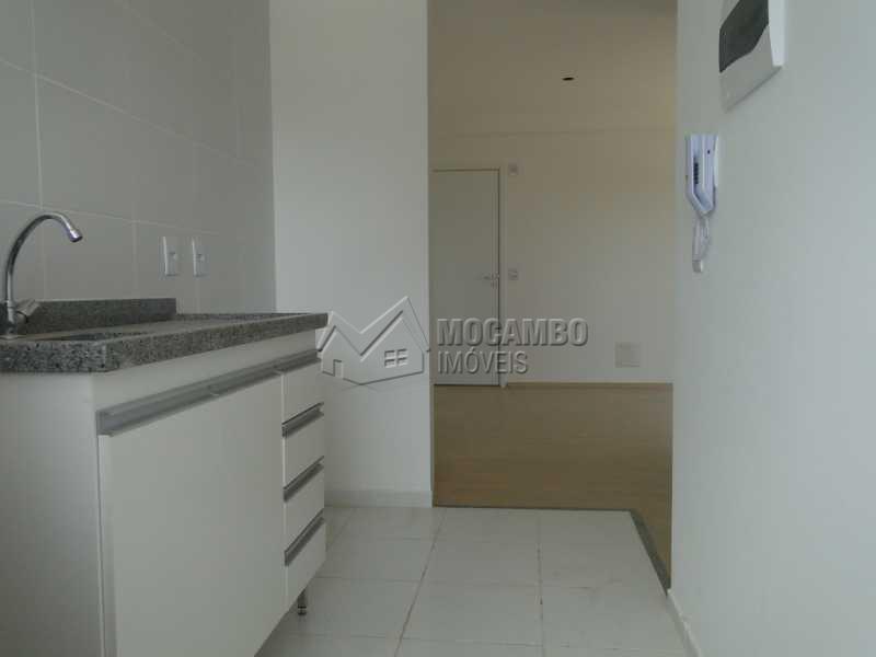Cozinha - Apartamento 2 quartos à venda Itatiba,SP - R$ 210.000 - FCAP20459 - 6